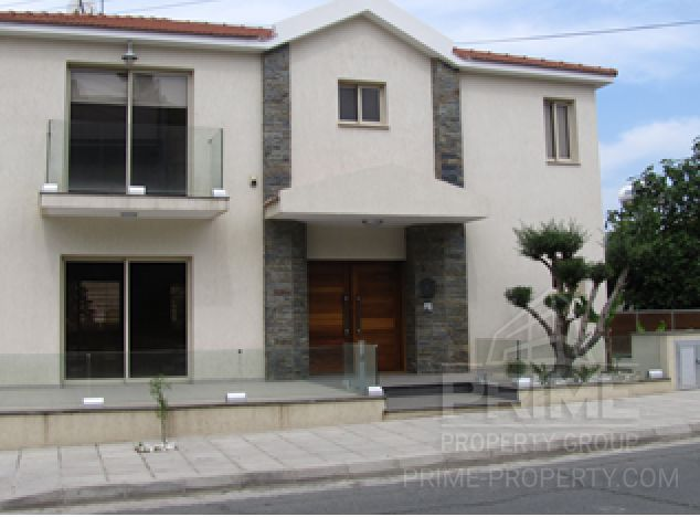 Villa in Limassol (Kapsalos) for sale