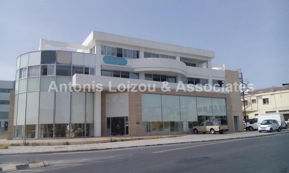 Commercial Building in Kapsalos, Limassol properties for sale in cyprus