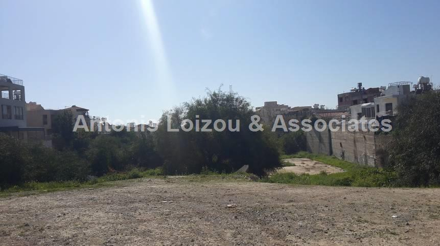 Land in Limassol (Kapsalos) for sale