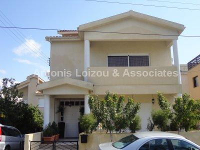 Detached House in Limassol (Kapsalos) for sale