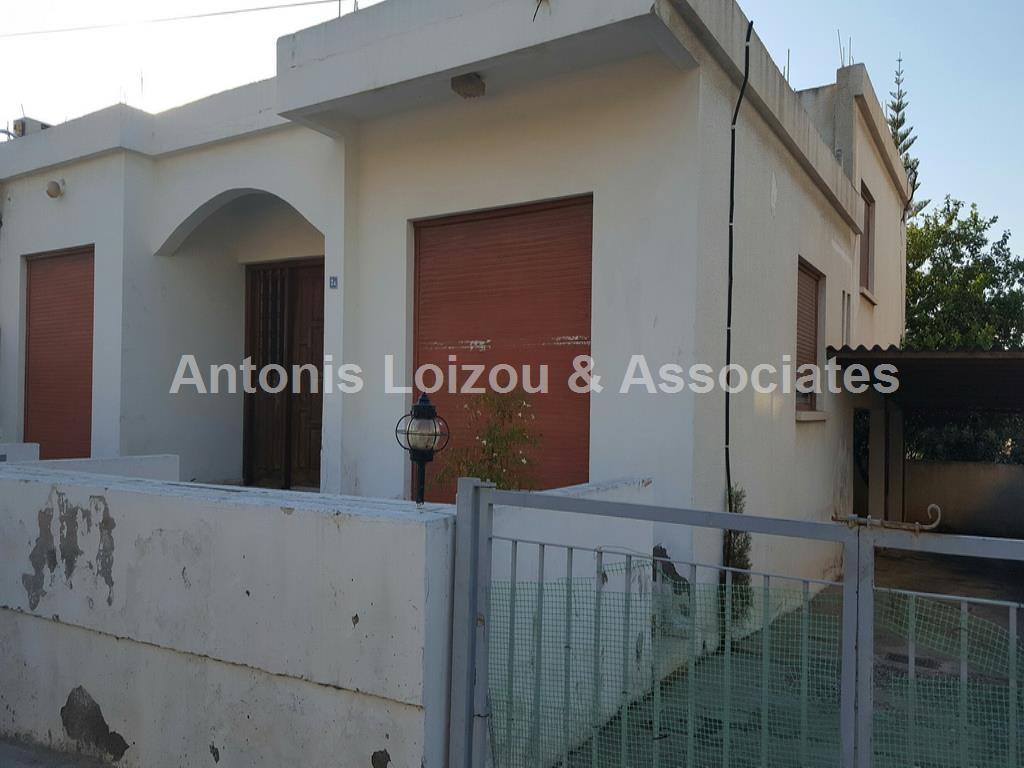 Semi detached Ho in Limassol (Kapsalos) for sale
