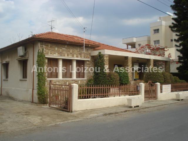 Land in Limassol (Katholiki) for sale