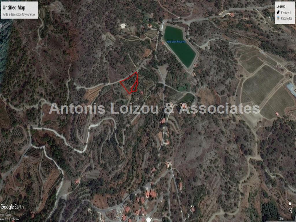 Land in Limassol (Kato Mylos) for sale
