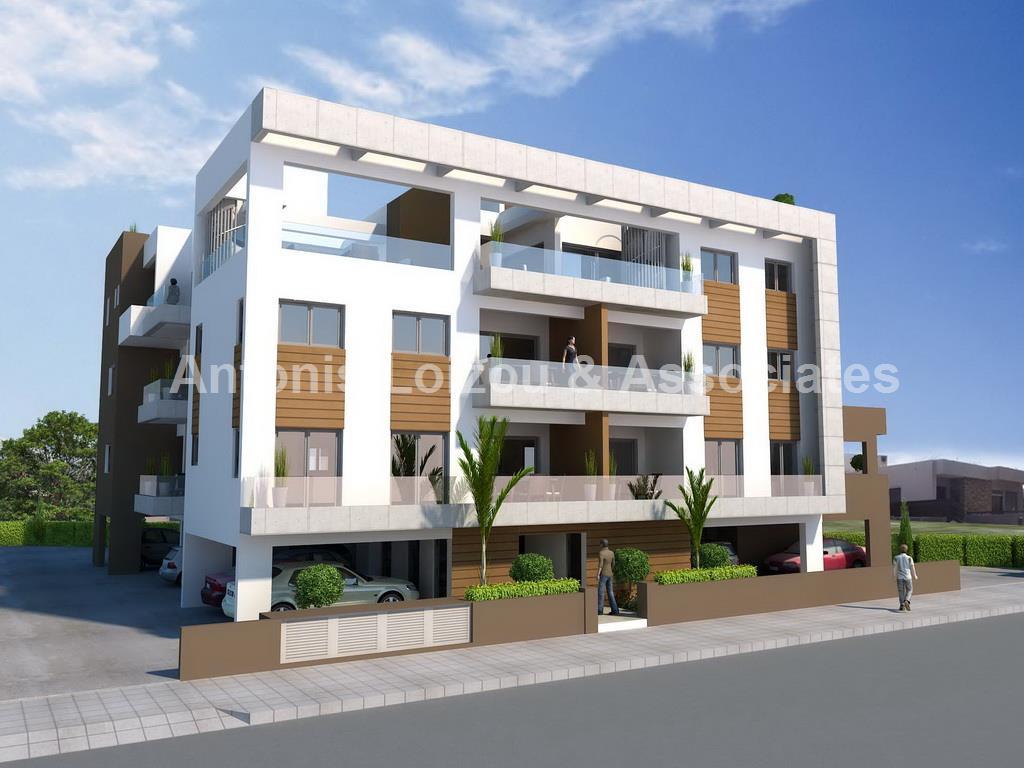 Apartment in Limassol (Kato Polemidia) for sale