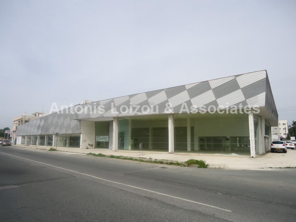Shop in Limassol (Kato Polemidia) for sale