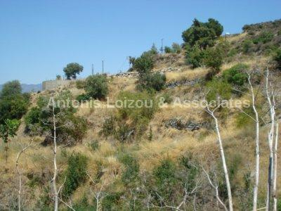 Land in Limassol (Kellaki) for sale