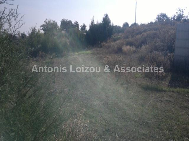 Land in Limassol (Kivides) for sale
