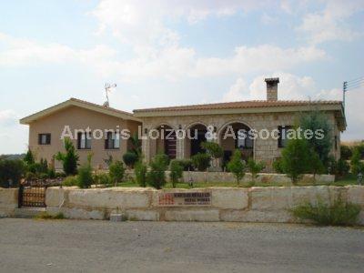 Detached Bungalo in Limassol (Kivides) for sale