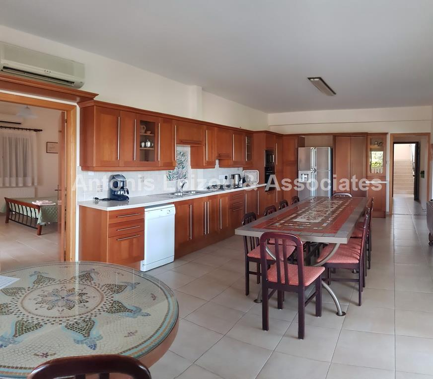 Large Villa with 10 Bedrooms For Sale in Kolossi properties for sale in cyprus