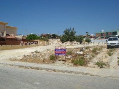 Land in Limassol (Kolossi) for sale