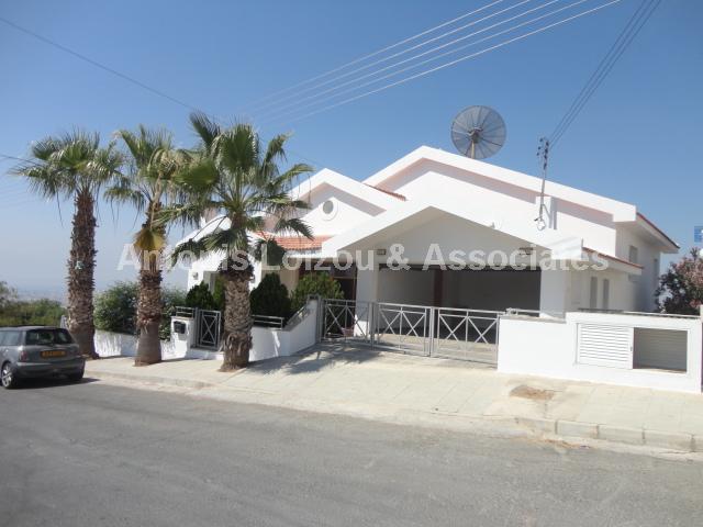 Detached House in Limassol (Laiki Lefkothea) for sale