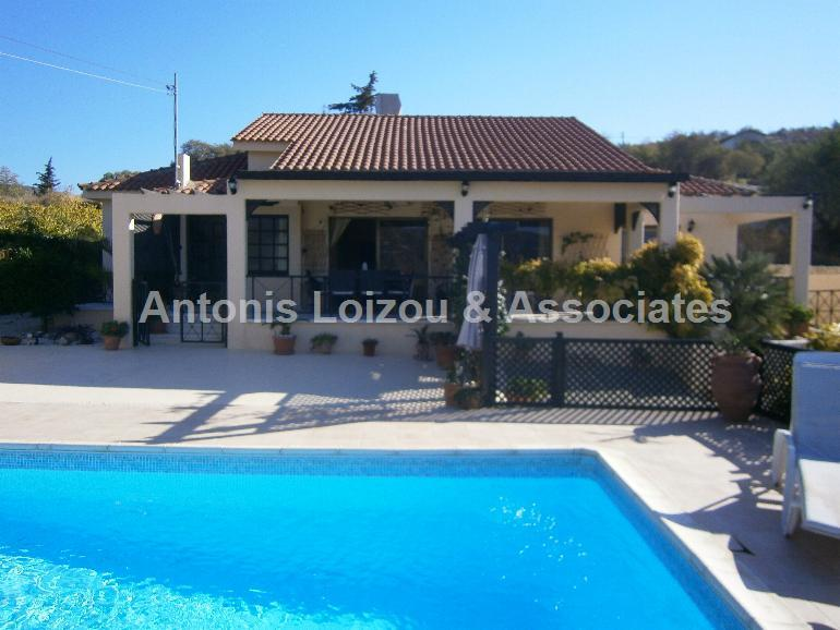 Bungalow in Limassol (Lania) for sale