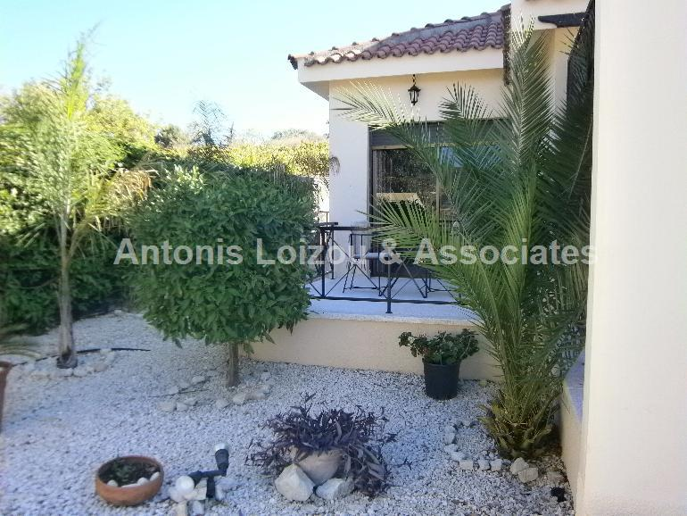 Three Bedrrom House on large Plot of 2555m² in Laneia properties for sale in cyprus