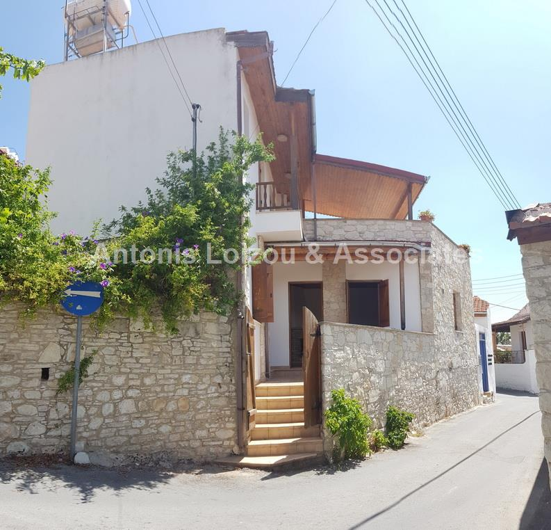 Traditional Hous in Limassol (Lania) for sale
