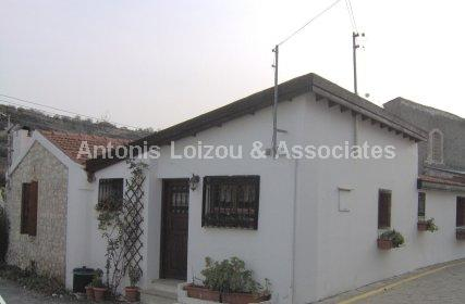 Semi detached Ho in Limassol (Lania) for sale
