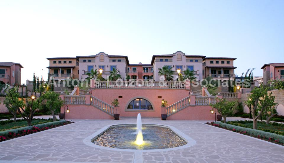 Two Bedroom Luxury Apartments properties for sale in cyprus
