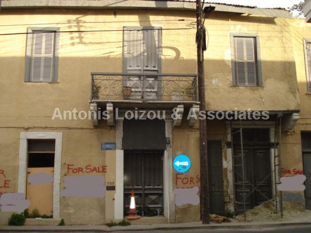 Semi detached Ho in Limassol (Limassol Centre) for sale