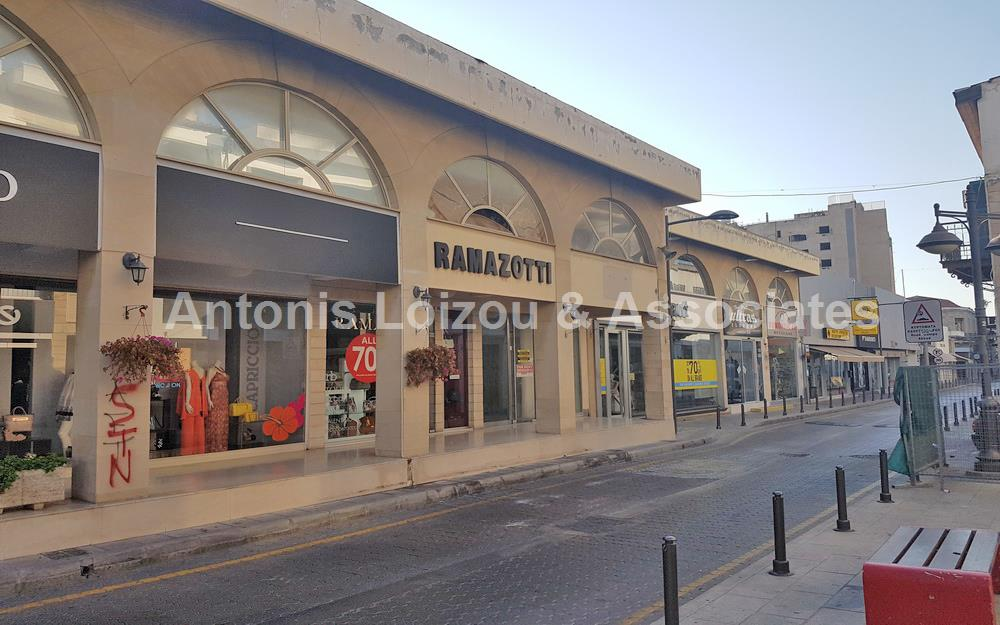 Shop in Limassol (Limassol Centre) for sale