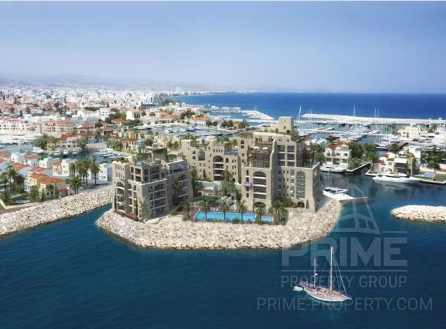 Garden Apartment in Limassol (Limassol Marina) for sale