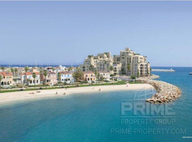 Garden Apartment in Limassol (Limassol Marina) for sale