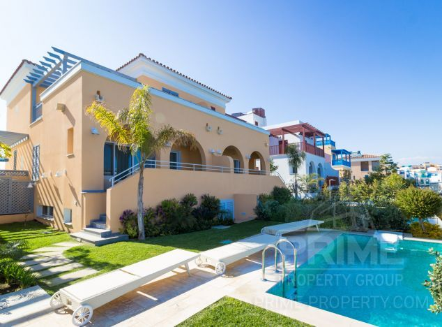 Sale of villa, 239 sq.m. in area: Limassol Marina - properties for sale in cyprus