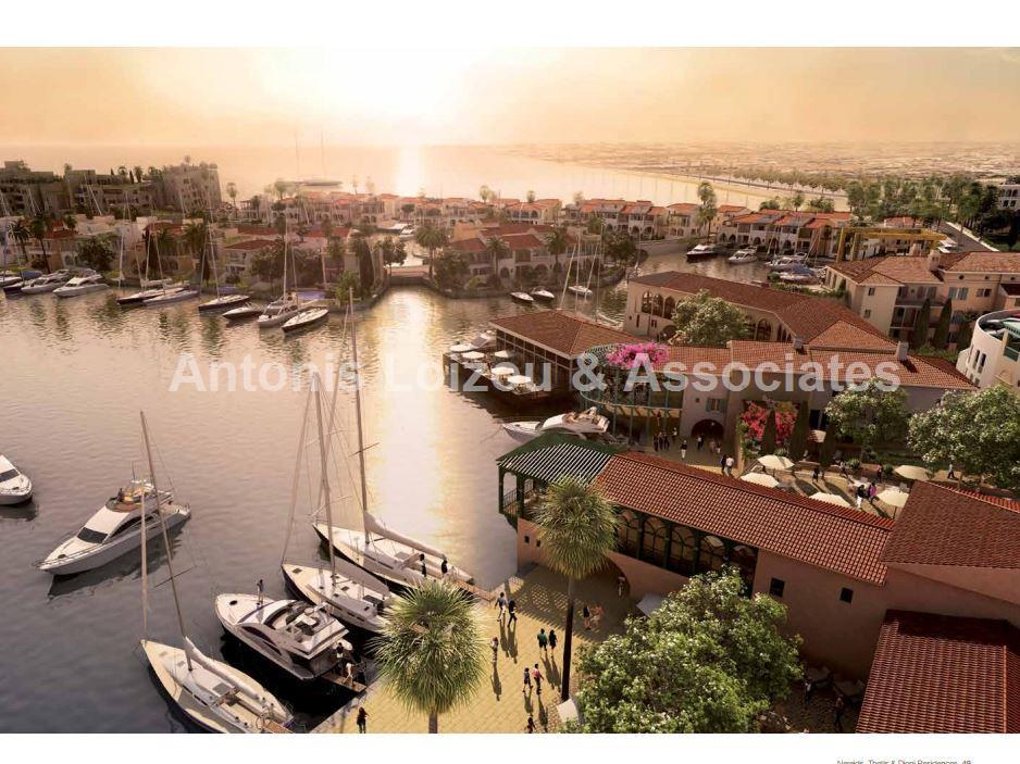 Four Bedroom Detached Villas -Limassol Marina properties for sale in cyprus