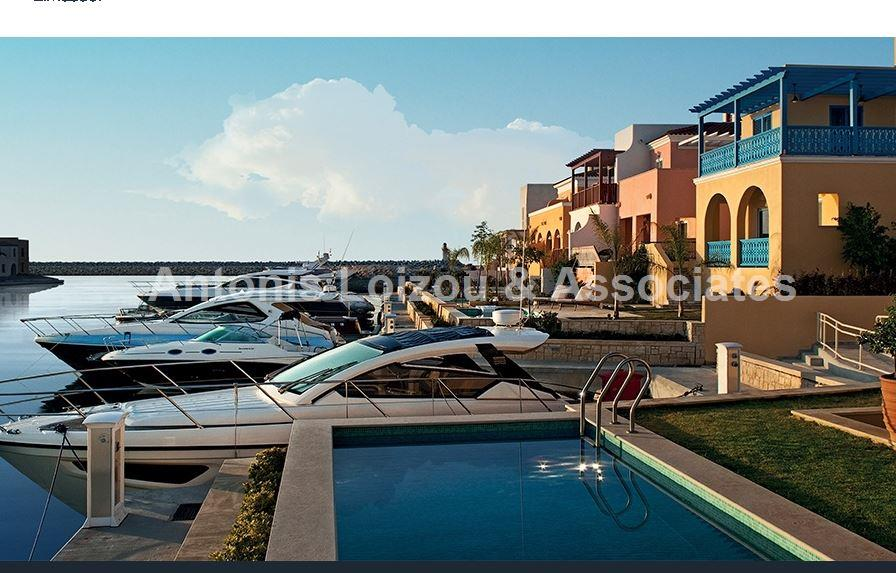 Four Bedroom Detached Villas -Limassol Marina properties for sale in cyprus