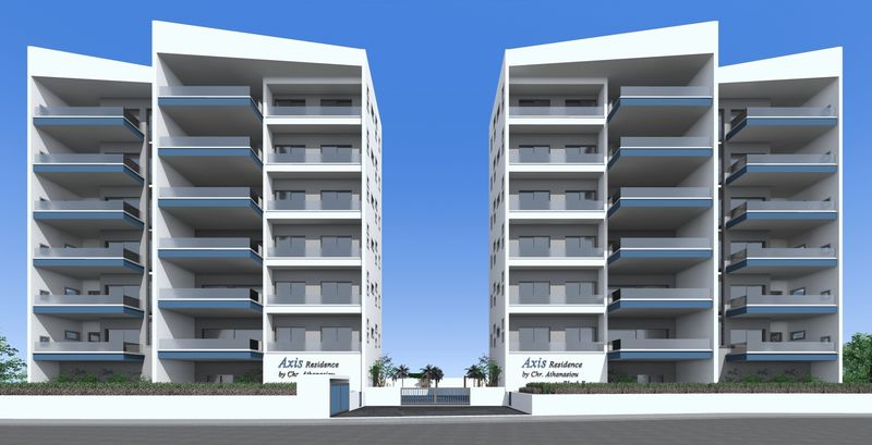 2 Bed Apt in Tourist Area near the Sea properties for sale in cyprus