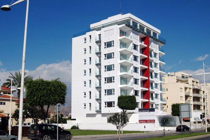 2 bed Boutique Apartment in Limassol properties for sale in cyprus