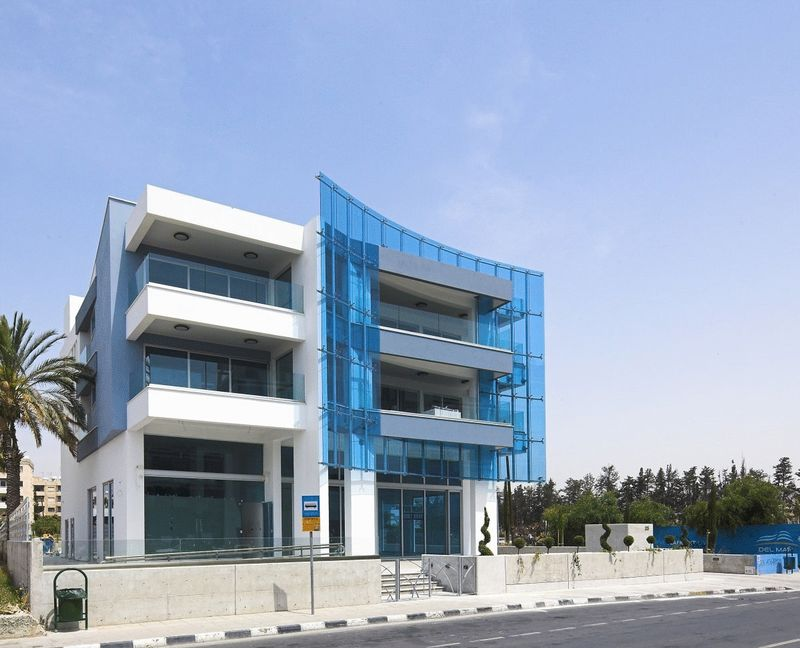 Contemporary 2 Bed Apartment 30m From the Beach properties for sale in cyprus