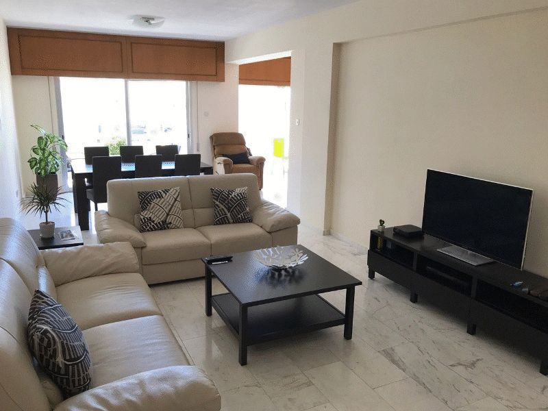 Three Bedroom Apartment in Papas Area for Sale with Title Deed properties for sale in cyprus