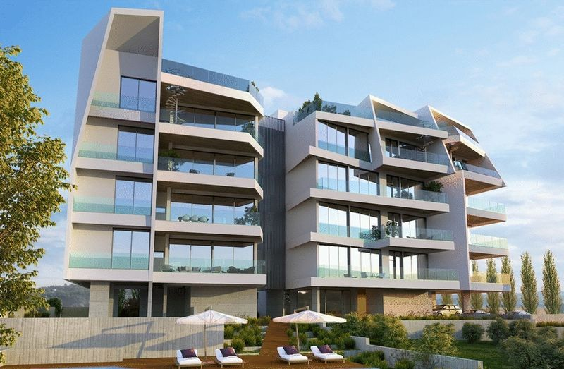 Three Bedroom Modern Design Apartment in Germasogeia properties for sale in cyprus