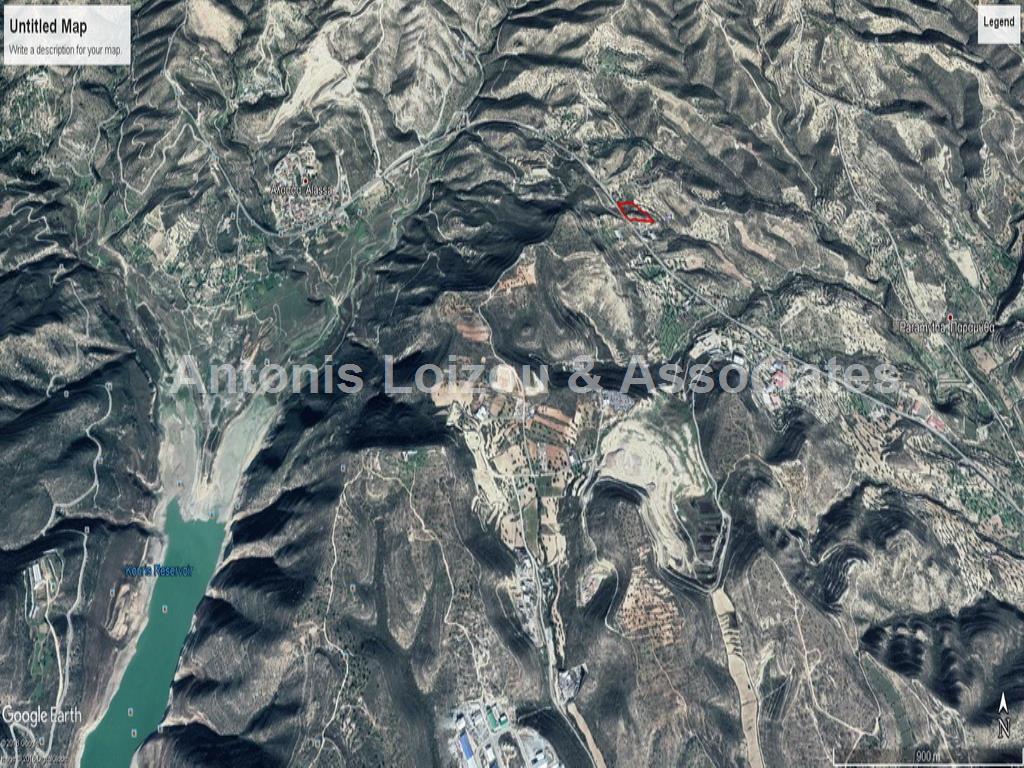 Field in Limassol (Limniatis) for sale