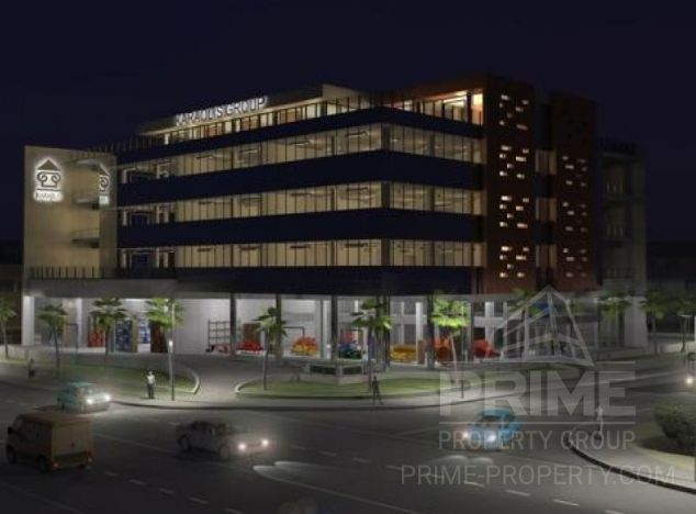 Office in Limassol (Linopetra) for sale