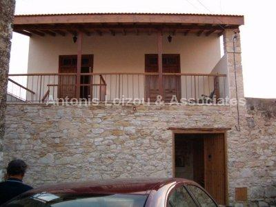 Traditional Hous in Limassol (Malia) for sale