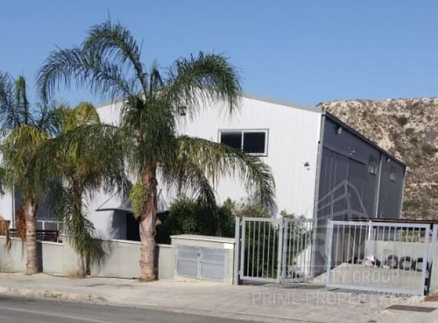 Industrial estate in Limassol (Mesa Geitonia) for sale