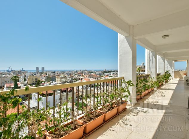 Sale of penthouse, 294 sq.m. in area: Mesa Geitonia - properties for sale in cyprus