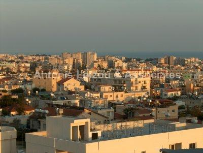 Four Bedroom Penthouse Apartment properties for sale in cyprus