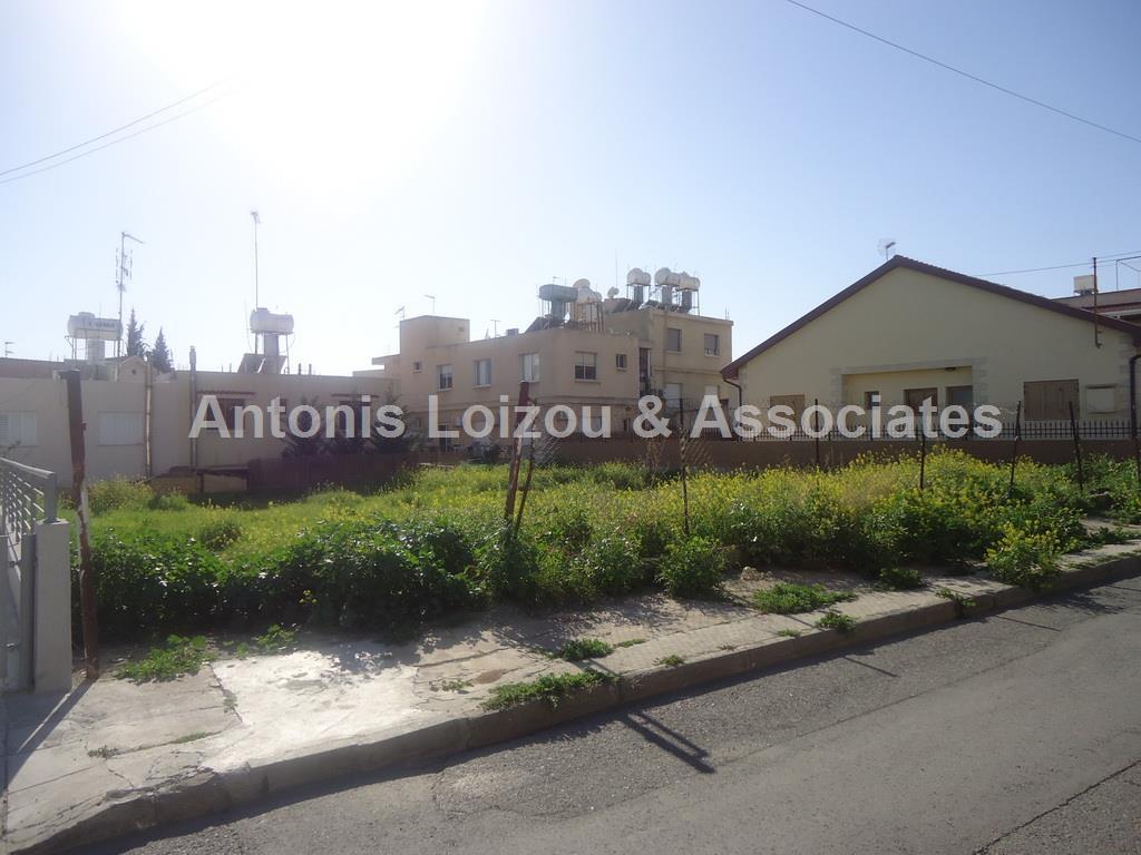 Land in Limassol (Mesa Geitonia) for sale
