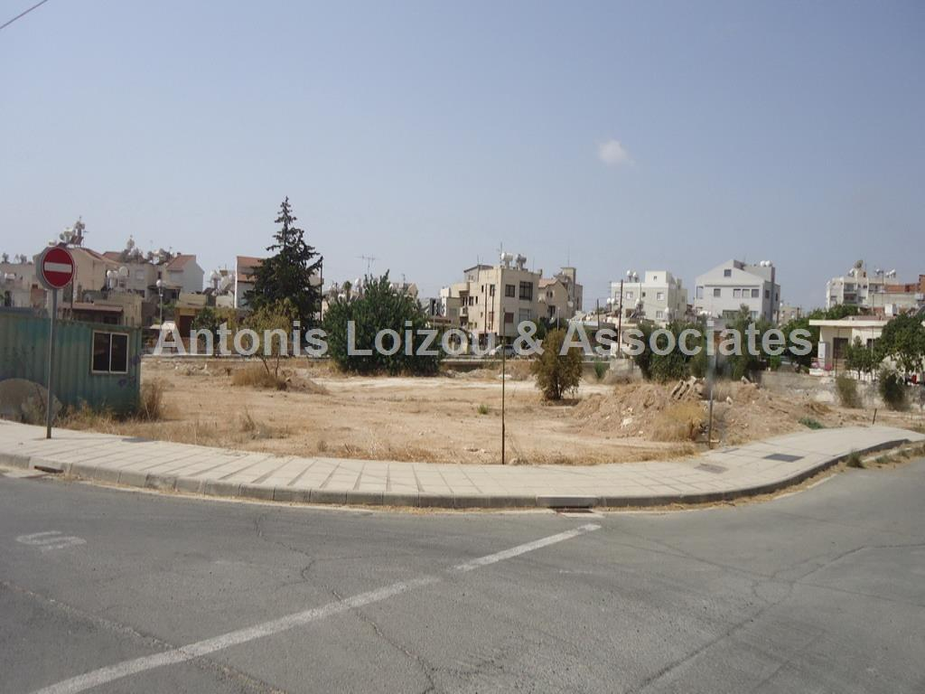 Land in Limassol (Mesa Geitonia) for sale