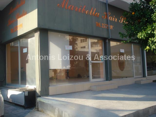 Shop in Limassol (Mesa Geitonia) for sale