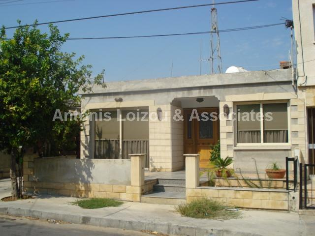 Semi detached Ho in Limassol (Mesa Geitonia) for sale
