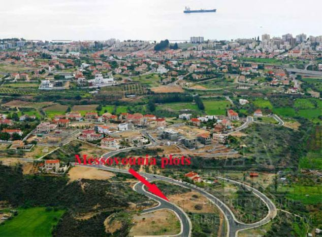 Land in Limassol (Mesovounia) for sale