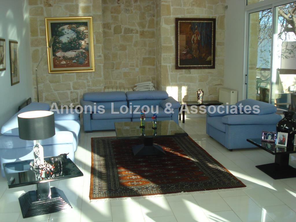 Detached House in Limassol (Mesovounia) for sale