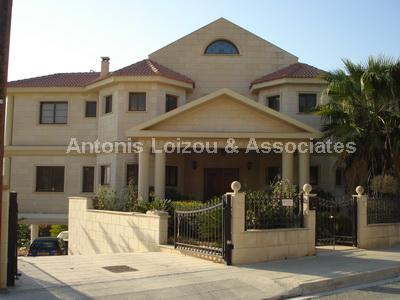 Villa in Limassol (Mesovounia) for sale