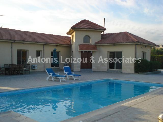 Three Bedroom Detached Bungalow properties for sale in cyprus