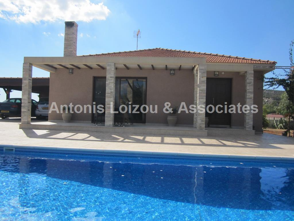 Detached House in Limassol (Monagroulli) for sale
