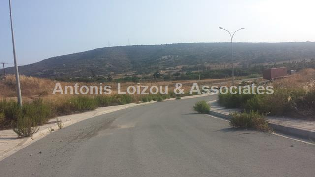 Land in Limassol (Monagroulli) for sale