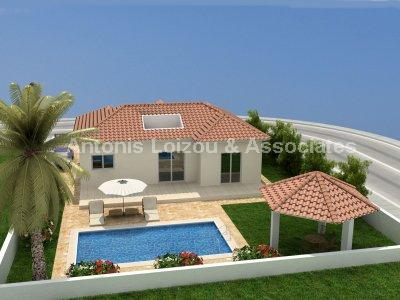 Detached Bungalo in Limassol (Monagroulli) for sale