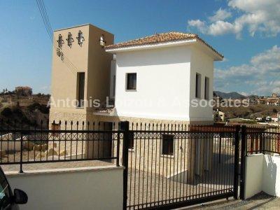 Detached Villa in Limassol (Monagroulli) for sale